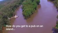 Dịch vụ độc: Đưa du khách đi ăn nhậu bằng trực thăng