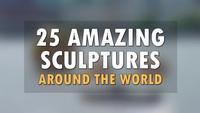 Những bức tượng kỳ lạ khắp thế giới