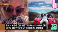 Theo chân hội con nhà giàu tận hưởng kỳ nghỉ hè xa xỉ hết cỡ khắp thế giới