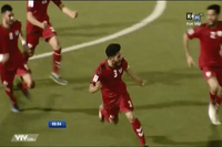 Việt Nam - Afghanistan: Phút thứ 69, Hasan Amin gỡ hòa 1-1 cho Afghanistan