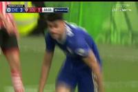 Chelsea - Southampton: Phút 89, Costa nâng tỉ số lên 4-1
