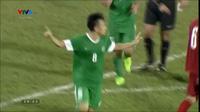 U22 Việt Nam 8-1 U22 Macau: Phút thứ 66, Wa Keng rút ngắn tỉ số cho đội khách