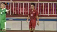 U22 Việt Nam 3-0 U22 Macau: Phút thứ 11, Công Phượng sút phạt đền thành công