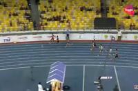 Dương Văn Thái giành HCV chạy 800m nam