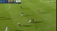 Everton 1-3 Arsenal: Lacazette lập công