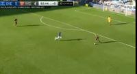 Everton 2-4 Arsenal: Sai lầm tai hại của Cech