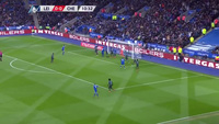 Vượt qua Leicester sau 120 phút, Chelsea giành vé vào bán kết