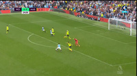 Man City 1-0 Huddersfield: Aguero mở tỉ số chớp nhoáng