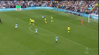 Man City 3-0 Huddersfield: Cú đúp của Aguero