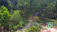 Thái Nguyên: Cận cảnh công trường siêu dự án tâm linh ở hồ Núi Cốc