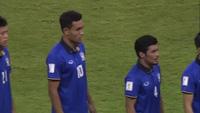 Thái Lan từng thua cay đắng Saudi Arabia ở lượt đi
