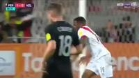 Peru thắng New Zealand để giành vé dự VCK World Cup 2018