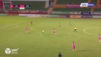 Wander Luiz ghi 2 bàn thắng tuyệt đẹp vào lưới Sài Gòn FC