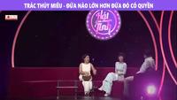 MC Trác Thúy Miêu tiết lộ về chuyện tình với người chồng kém 8 tuổi.