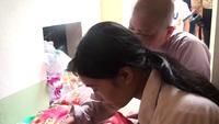 Bé 10 tháng tuổi bị teo ống mật.