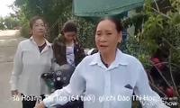 Người nhà nạn nhân cho rằng, cái chết của chị Đào Thị Hoa còn nhiều uẩn khúc.