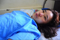 Lao xuống vực khi đi làm, góa phụ trẻ nguy kịch tính mạng