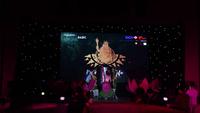 Màn trình diễn vừa múa vừa làm ảo thuật ấn tượng của nữ sinh trường Chu Văn An