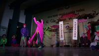 """Trích đoạn chèo """"Nô, Màu, Phú ông"""" do sinh viên trình diễn"""