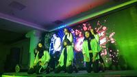 Những nữ sinh của nhóm nhảy CDC nhảy nóng bỏng trong đêm nhạc học sinh Chuyên ngữ