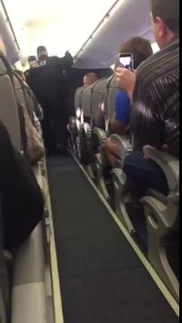 Cảnh bác sĩ gốc Việt bị kéo lê trên máy bay Mỹ