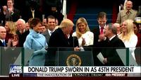 100 ngày tại vị đầu tiên của Donald Trump