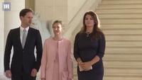 Bạn đời đồng tính của Thủ tướng Luxembourg nổi bật giữa dàn phu nhân lãnh đạo NATO