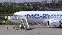 Nga thử nghiệm máy bay mới, tham vọng cạnh tranh với Boeing và Airbus