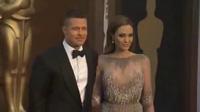 Angelina Jolie đẹp đôi bên Brad Pitt