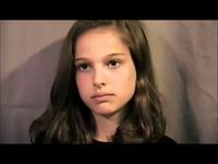 Natalie Portman thử vai ở tuổi 11