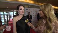 Angelina Jolie xinh đẹp trên thảm đỏ
