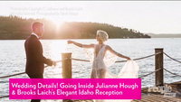 Đám cưới Julianne Hough & Brooks Laich
