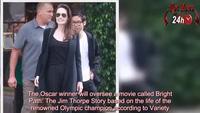 Angelina Jolie đi ăn cùng Pax Thiên