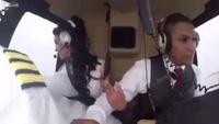 Thảm kịch cô dâu gặp tai nạn rơi máy bay trên đường đến đám cưới