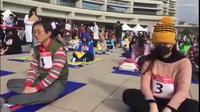 """Video thí sinh ngồi """"im như phỗng"""" ở Đài Loan"""