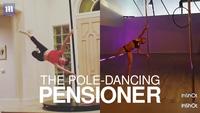 Cụ bà 67 tuổi múa cột điêu luyện