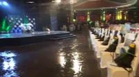 TPHCM mưa lớn trong đêm cầu truyền hình trực tiếp kỷ niệm 70 năm ngày Thương binh liệt sĩ