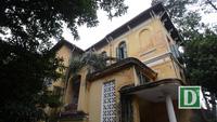Biệt thự rộng 3.000 m2 của nhà tư sản Trịnh Văn Bô