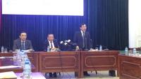 Ông Mai Văn Trinh, Cục trưởng Cục Khảo thí & Kiểm định chất lượng Bộ GD&ĐT (thực hiện Mai Châm)