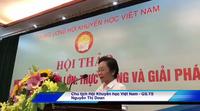 GS.TS Nguyễn Thị Doan - Chủ tịch Hội Khuyến học Việt Nam nói về sự bất cập trong học tập của người lớn