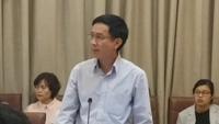 Ông Lê Văn Phúc - Phó trưởng ban thực hiện chính sách BHYT (BHXH VN) nói về những bất cập trong khám chữa bệnh theo thẻ BHYT.