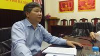 Ông Nguyễn Đức Hoà - GĐ BHXH Hà Nội, nhận định về tình hình nợ BHXH của 10 doanh nghiệp.