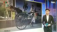 Nghề phu xe của cụ ông 62 tuổi ở Ấn Độ