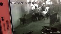 côn đồ hành hung người dân dã man tại Bắc Giang