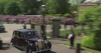 Chiếc Rolls-Royce Phantom IV chở cô dâu Meghan Markle tới lễ đường