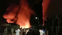 Cháy ở Công ty nhựa Tiền Phong - Hải Phòng