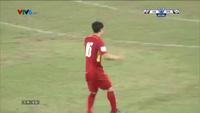 Công Phượng gỡ hòa 1-1 cho Việt Nam trước Đài Bắc Trung Hoa
