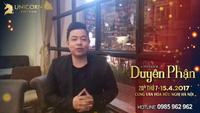"""Quang Lê dời lịch diễn liveshow """"Duyên Phận"""" ở Hà Nội vì không muốn thiếu Duy Trường"""