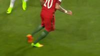 Chiêm ngưỡng siêu phẩm sút phạt của C.Ronaldo vào lưới Hungary