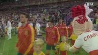 Tây Ban Nha hạ Pháp 2-0 ở tứ kết Euro 2012
